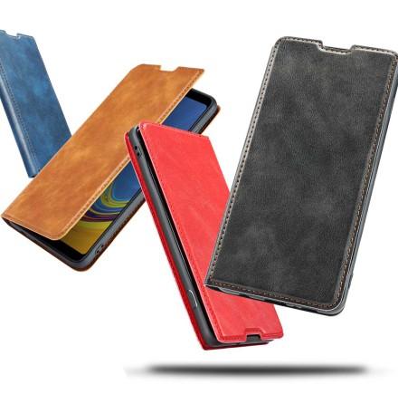 Samsung Galaxy S10 - Skyddande Smart Plånboksfodral Vintage