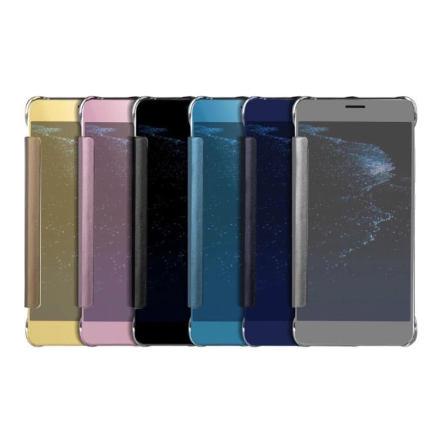 Huawei P10 - Praktiskt fodral i Clear View från FLOVEME