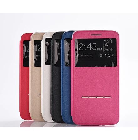 LG G5 Smartfodral med Fönster och Svarsfunktion