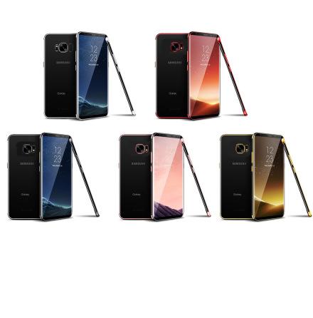 Samsung Galaxy S7 Edge - Stilrent Floveme Silikonskal