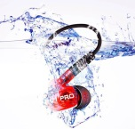 Hifi W1 Pro original QKZ In-ear hörlurar (Earphones)
