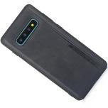 Samsung Galaxy S10 Plus - Stilrent Skal i PU-Läder (DIAOBAOLEE)
