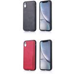 iPhone XR - Stilrent Skal i Pu-Läder