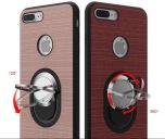 iPhone 6/6S PLUS - Silikonskal med Ringhållare FLOVEME