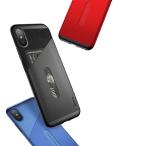 BASEUS Hybridskal med Kortfack för iPhone X/XS