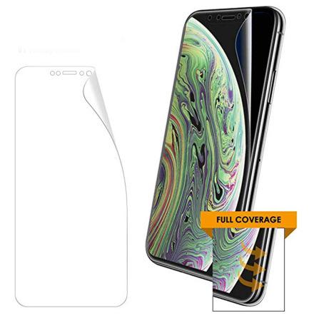 iPhone XR Skärmskydd 9H Nano-Soft Screen-Fit HD-Clear