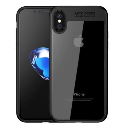 Skyddande Skal AUTO FOCUS för iPhone X (NYHET)