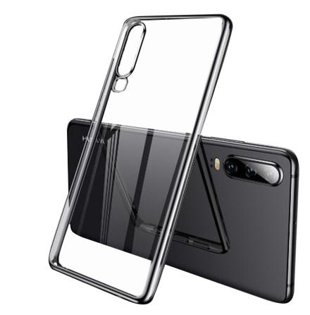 Huawei P30 - Stilrent Skyddsskal i Silikon (FLOVEME)