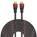 HDMI-kabel (VENTION) 500cm GULDPLÄTERAD (QX-serie)