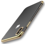 iPhone X/XS - Praktiskt Silikonskal Från FLOVEME