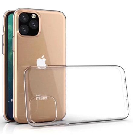 iPhone 11 - Stötdämpande Floveme Silikonskal