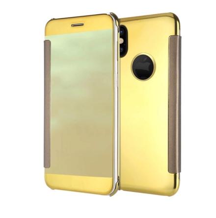 iPhone X/XS - Stilrent fodral i Clear View UTFÖRSÄLJNING!