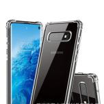 Samsung Galaxy S10E - Smidigt Skyddande Silikonskal