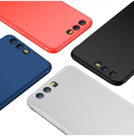 Huawei P9 - Stilrent silikonskal från NKOBEE