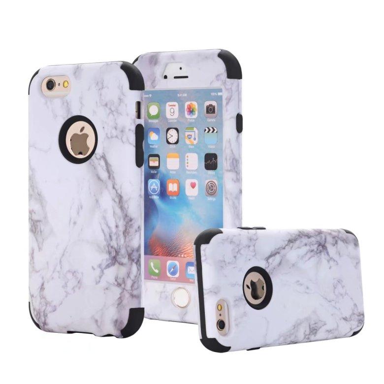 Stilrent Flerdelat Skyddsfodral till iPhone 6 6S Plus - mobilrex 4b2656e898e8d