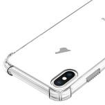 iPhone XR - Stötdämpande Stilrent Silikonskal (FLOVEME)