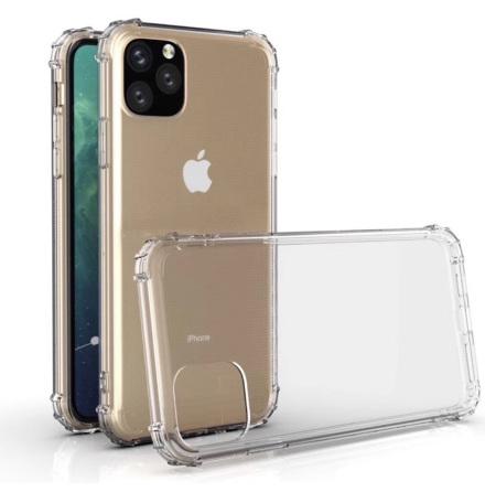 iPhone 11 - Stötdämpande Silikonskal med Tjocka Hörn