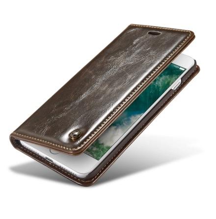 Stilrent Plånboksfodral från CASEME till iPhone 6 6S 2d7bd010b54ff