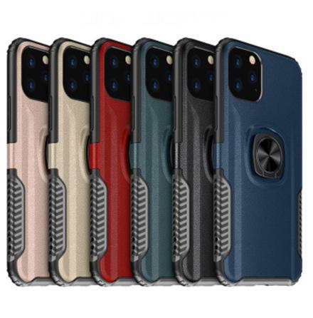 iPhone 11 - Praktiskt Leman Skal med Ringhållare