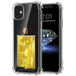 iPhone 11 - Stötdämpande Effektfullt Silikonskal