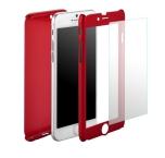 iPhone 6plus/6Splus - Stilrent Skyddsfodral (Fram och bak)
