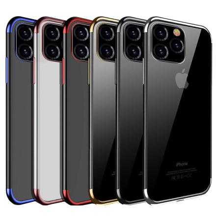 iPhone 11 Pro - Stilrent Ultratunt Silikonskal (FLOVEME)
