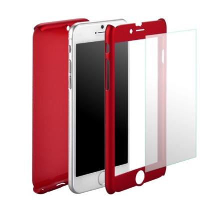 iPhone 6 6S - Stilrent Skyddsfodral (Fram och bak) d63dfefa1c02d