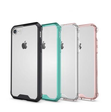 Stilrent Hybrid-Skal från LEMAN för iPhone 8 Plus