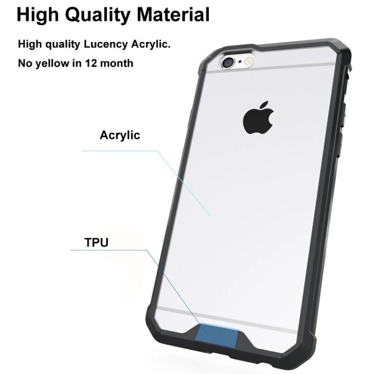 Stilrent Hybrid-Skal från LEMAN för iPhone 6 6S Plus - mobilrex 36039dbbda83e