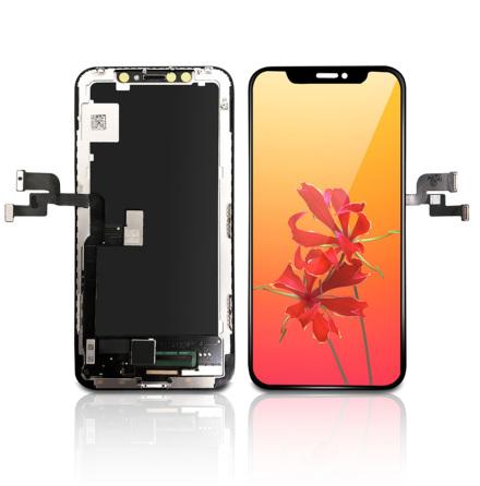 iPhone X - Hard OLED LCD Skärm med Digitizer (AAA+ Kvalité)