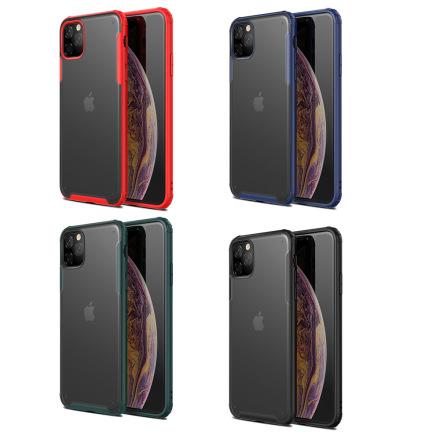 iPhone 11 - Skyddande Hybrid Bumper TPU Skal (Wlons)