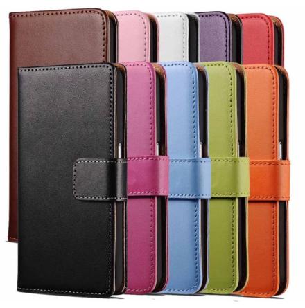 TOMKAS Stilrena Plånboksfodral för Samsung Galaxy Note 8