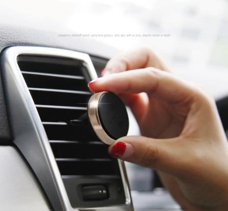 Universalhållare - Liten, praktisk och smidig (Magnetfunktion)