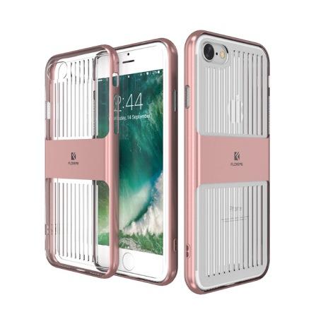 iPhone 8 - HYBRID-Skal med stötdämpande funktion från FLOVEME
