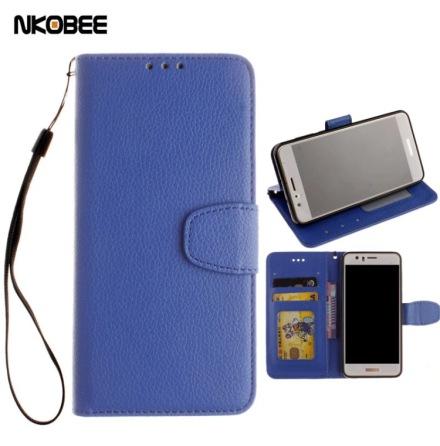 Huawei P10 - Stilrent Plånboksfodral från NKOBEE
