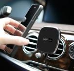 Magnetisk billaddare Trådlös/wireless mobilladdare
