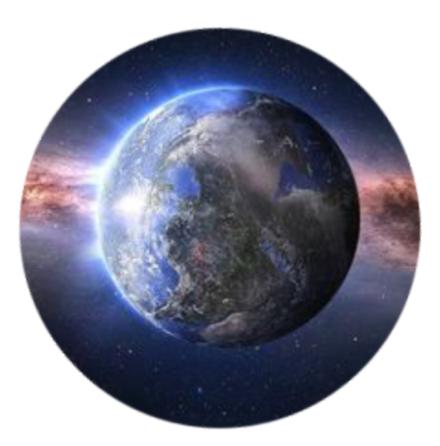 """Beautiful-Earth"" Popsocket"