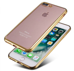 iPhone 8 - Stilrent Silikonskal från LEMAN
