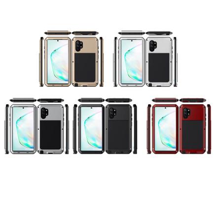 Samsung Galaxy Note10+ - Kraftfullt HEAVY DUTY Skyddsskal