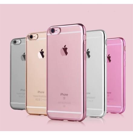 iPhone 6/6S - Elegant silikonskal