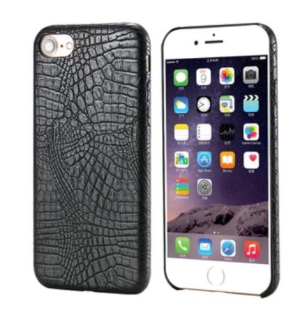 iPhone 8 - Stilrent skal i Krokodilmönster från FLOVEME