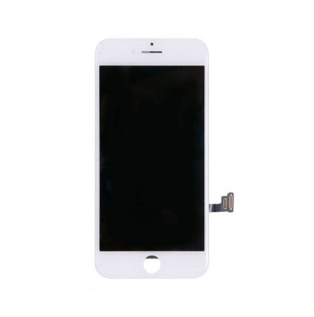 iPhone 8 - LCD Display Skärm (VIT)