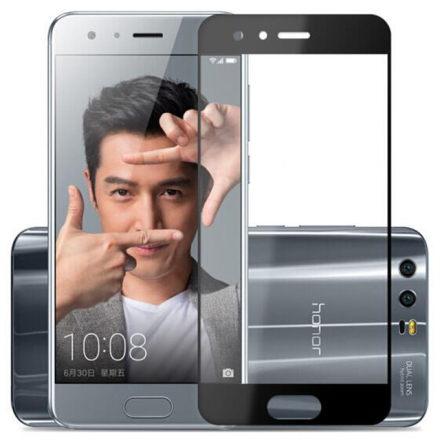 Huawei Honor 9 - HuTech Carbon-Skärmskydd (Nyhet) 3D/HD ORIGINAL