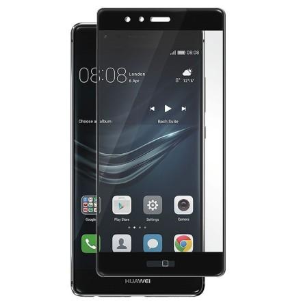 Huawei P9 - HuTech Carbon-Skärmskydd (Nyhet) 3D/HD ORIGINAL