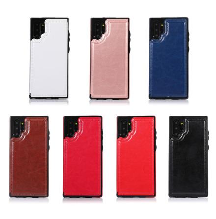 Samsung Galaxy Note10+ - Professionellt Nkobee Skal med Kortfack
