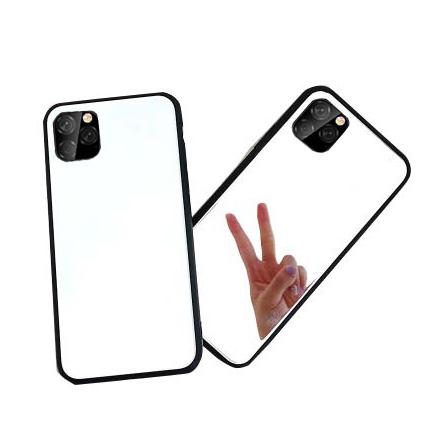 iPhone 11 Pro - Elegant Skyddsskal med Spegeldesign