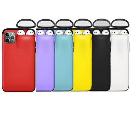 iPhone 11 Pro - Praktiskt Skyddsskal (HEAVY DUTY) 2-1