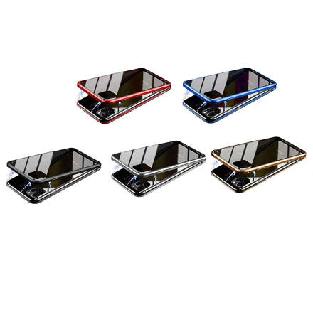 iPhone 11 - Skyddande Heltäckande Magnetisk Skal (FLOVEME)