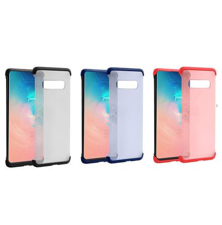 Samsung Galaxy S10 Plus - Genomtänkt Stöttålig Skal