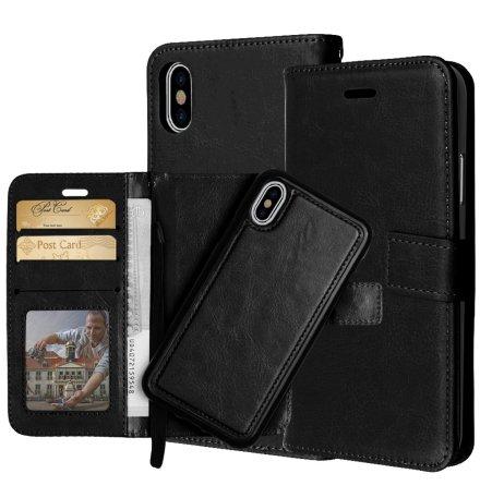 Praktiskt Plånboksfodral för iPhone X/XS från FLOVEME